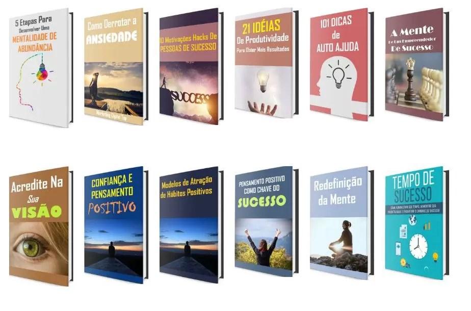 42 Ebooks com direitos de Revenda   Coloque seu nome e Venda hoje mesmo