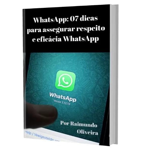 e-book plr WhatsApp business pro 3 - Raimundo Oliveira