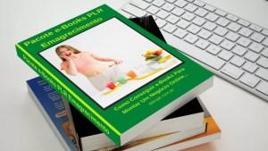 Pacote e-Books PLR Emagrecimento