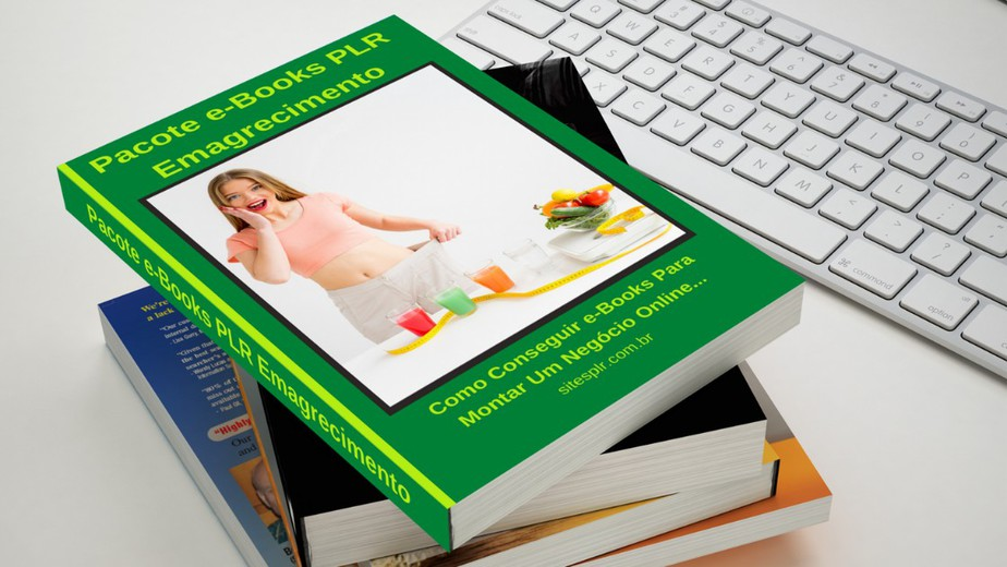Read more about the article Pacote e-Books PLR Emagrecimento