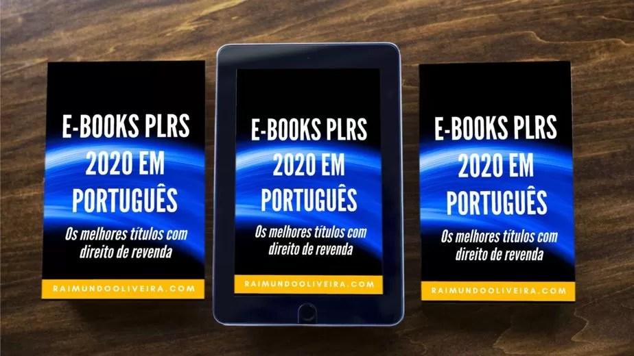 e-Book Plr 2020 Direto de Revenda - Raimundo Oliveira