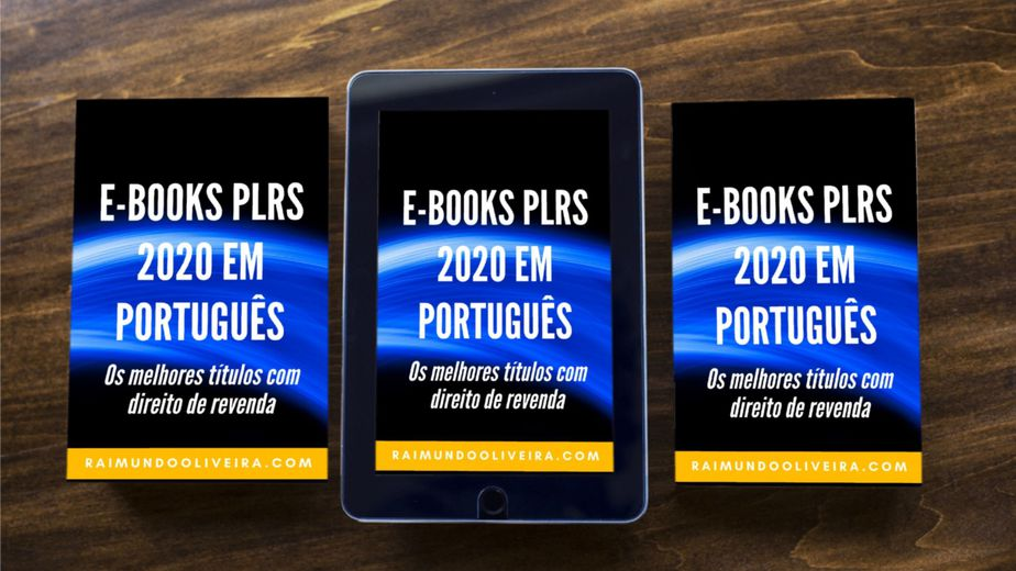 Read more about the article e-Book Plr 2020 Direto de Revenda