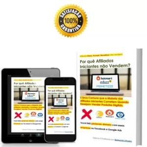 e-Book porque afiliados iniciantes não vendem_