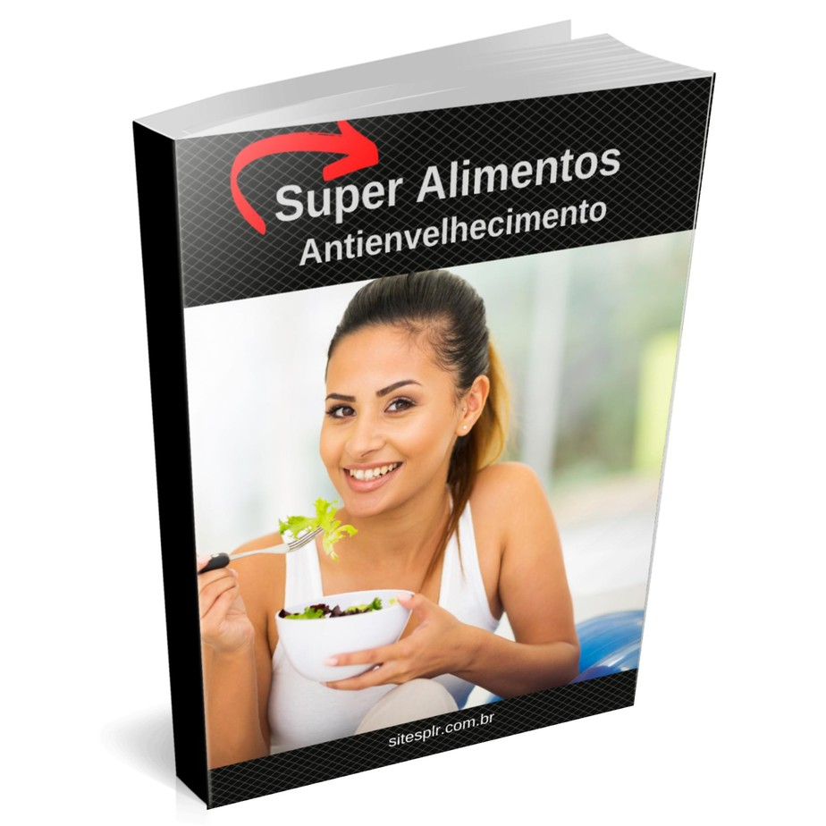 Super alimentos antienvelhecimento