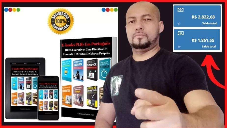 Vender ebook PLR dá resultado? (Como funciona a venda de e-books PLRs português 2021)