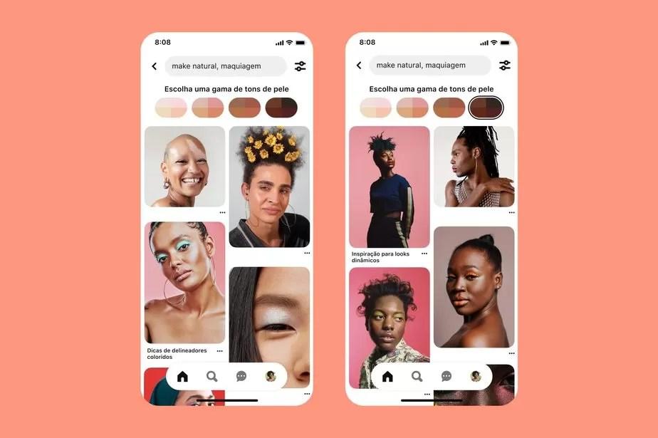 As pessoas estão recorrendo ao Pinterest em busca de maneiras de praticar o amor-próprio