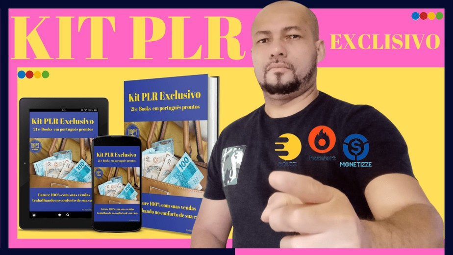 Read more about the article Como comprar ebook PLR exclusivos para revenda (e-Books PLR 100% Lucrativo + Treinamento Grátis)