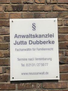 Anwaltskanzlei Jutta Dubberke