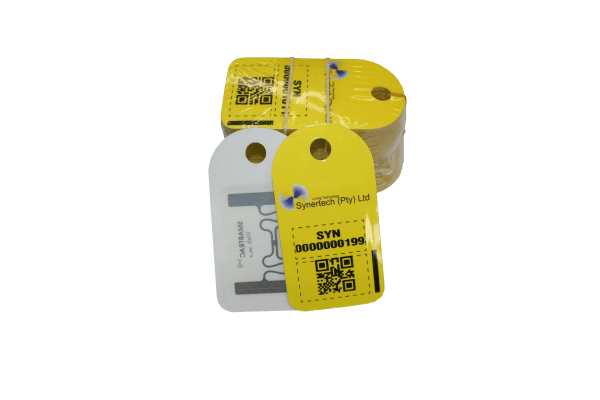 Synertech Large Animal tags pack + samples