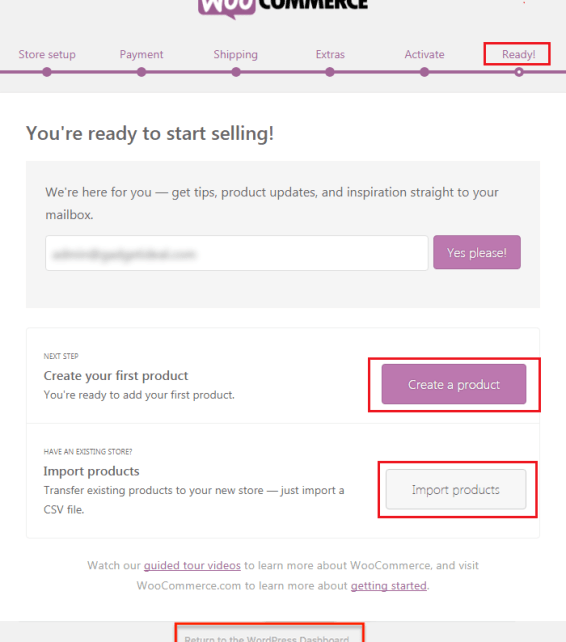 How to Build an eCommerce Website Using WoocCommerce - Ready to Go