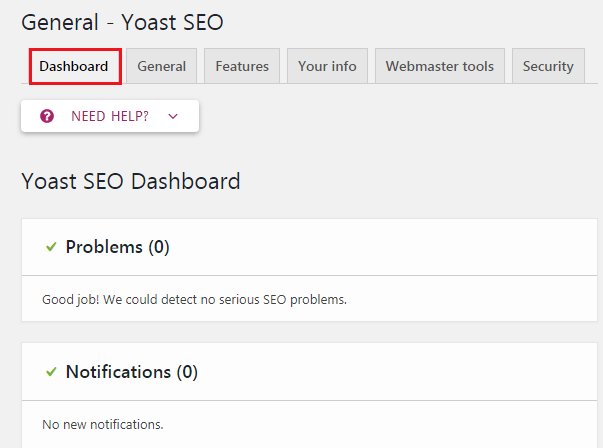 How to do WordPress SEO technically (OnPage Guide) General Yoast SEO