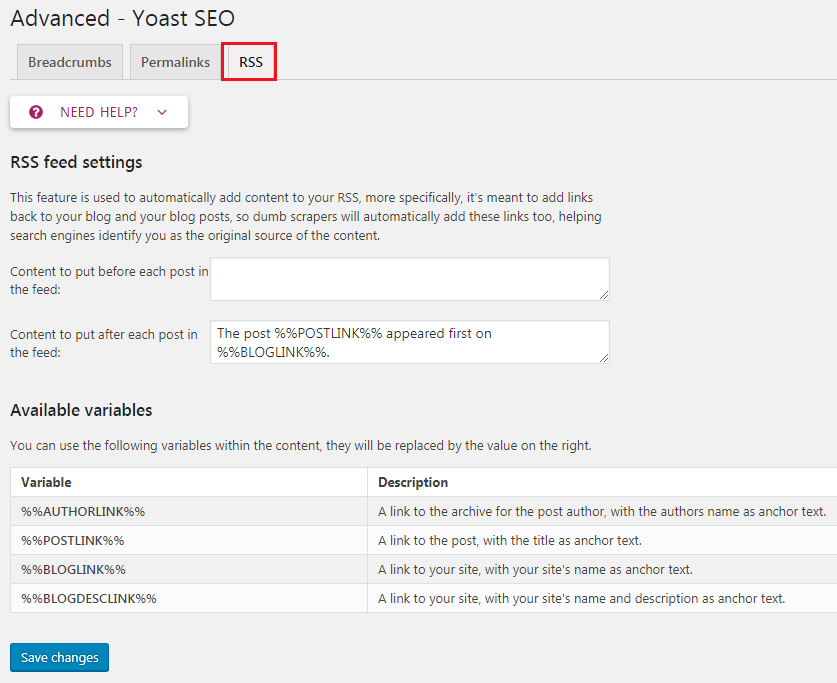 How to do WordPress SEO technically (OnPage Guide) RSS