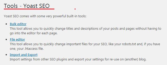 How to do WordPress SEO technically (OnPage Guide) Yoast SEO Tools