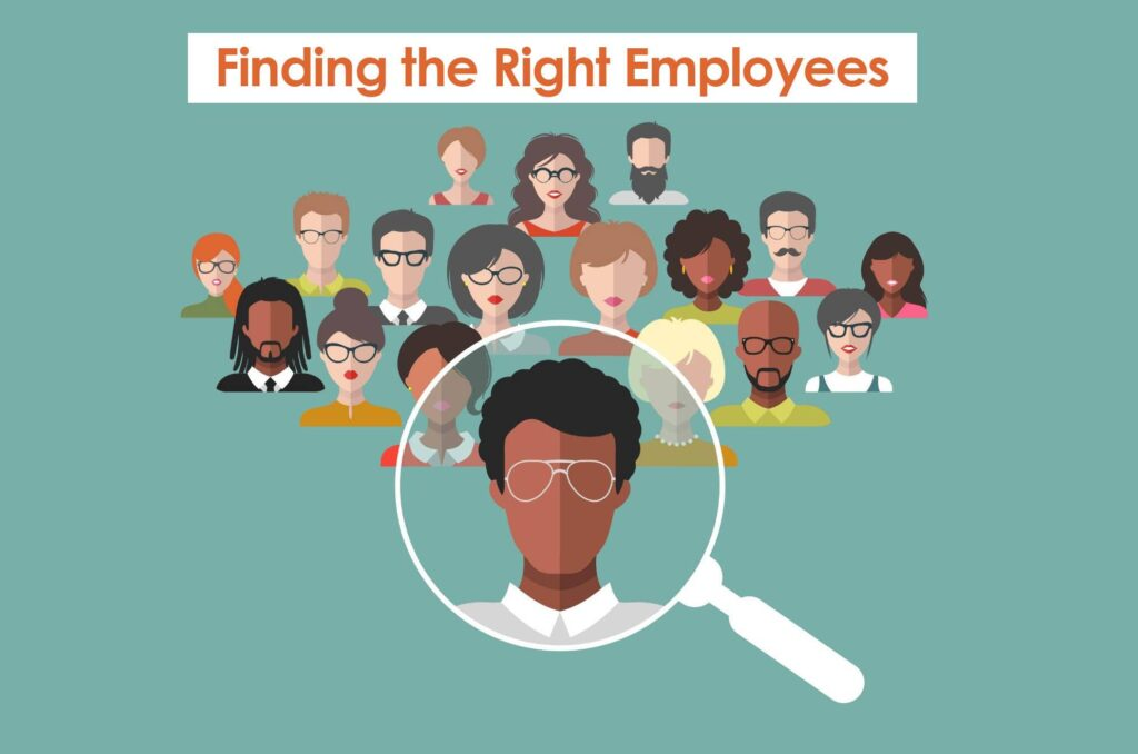 Finding the Right Employees - Overcome Obstacles to Build a Profitable Online Business