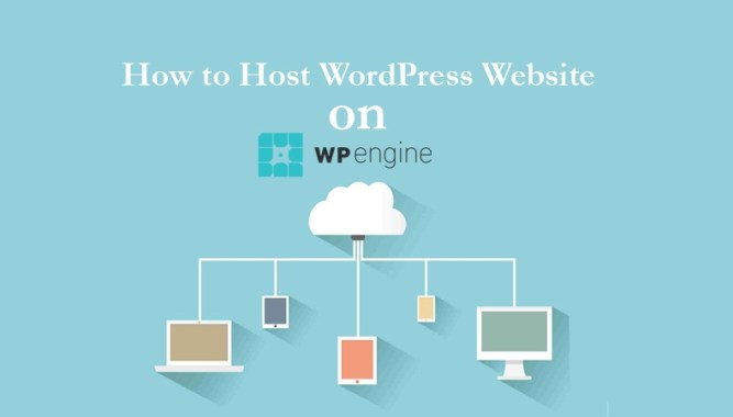 Host WordPress on WP Engine