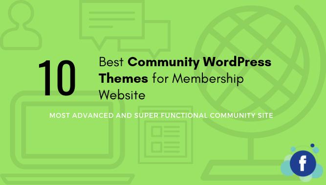Best Community WordPress Themes