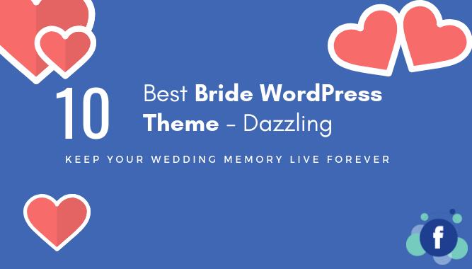 Bride WordPress Theme