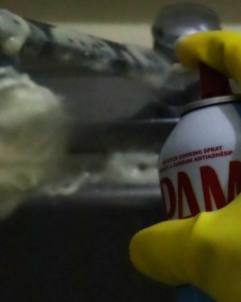 Handy Pam Spray Alternative Uses