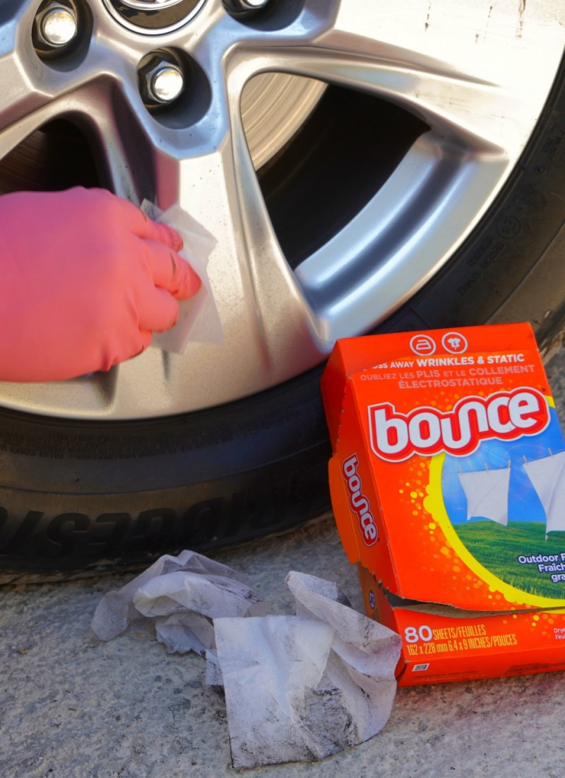 20 Ways To Use Dryer Sheets