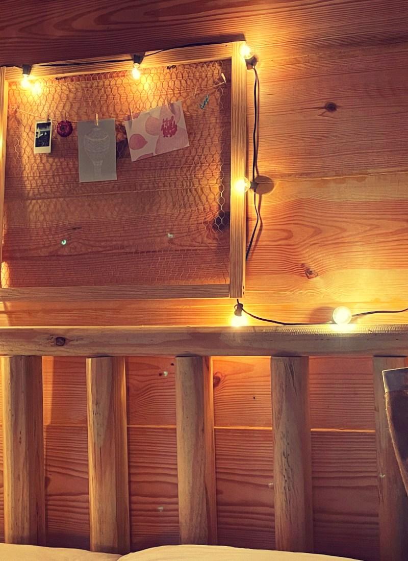 Farmhouse Chicken Wire Frame DIY Wall Decor