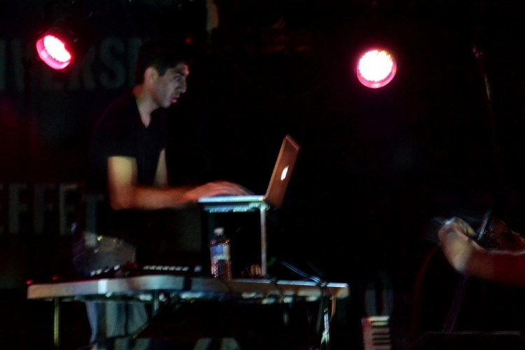 photo of Rainbo Video at EmptyBottle, November 20, 2012