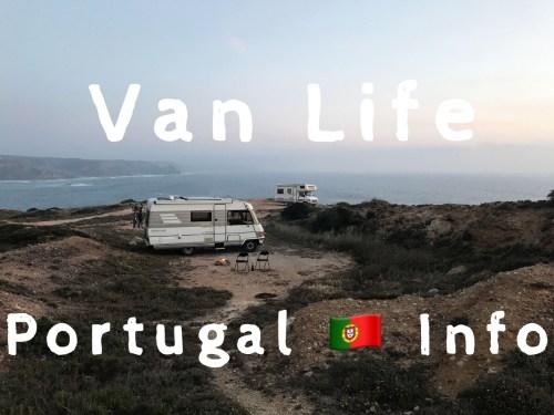 vanlife ポルトガル基本情報