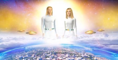 Иштар Антарес|Три волны Вознесения|О движении Сопротивления|Агарта|Галактические волны 2-3