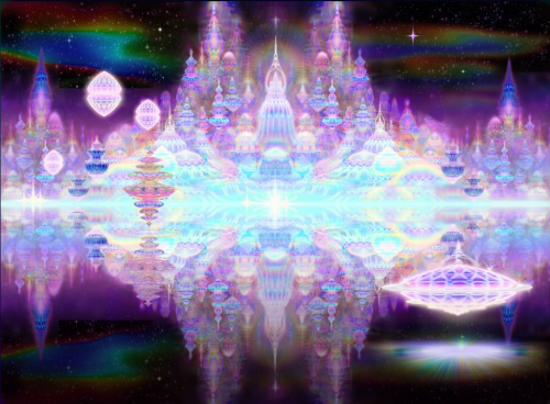 Иштар Антарес|Три волны Вознесения|О движении Сопротивления|Агарта|Галактические волны - Страница 4 6-1
