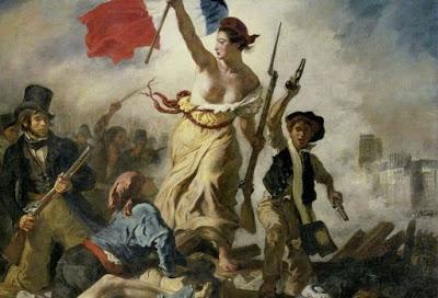 КОБРА: ЖЁЛТЫЕ ЖИЛЕТЫ И ВИХРЬ БОГИНИ В ПАРИЖЕ Marianne