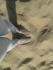 Sand + Vans