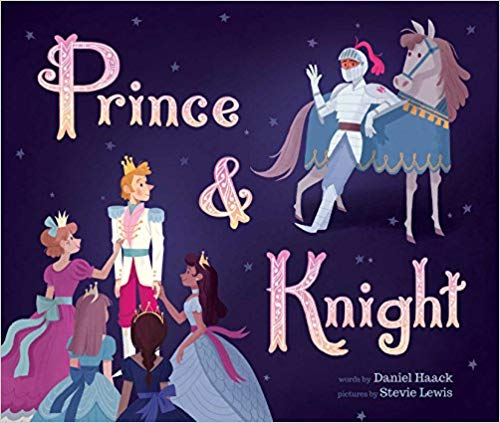 Prince & Knight Book Cover