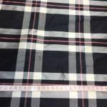 Thai silke med ruter