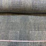 Chanel stoff ruter grå