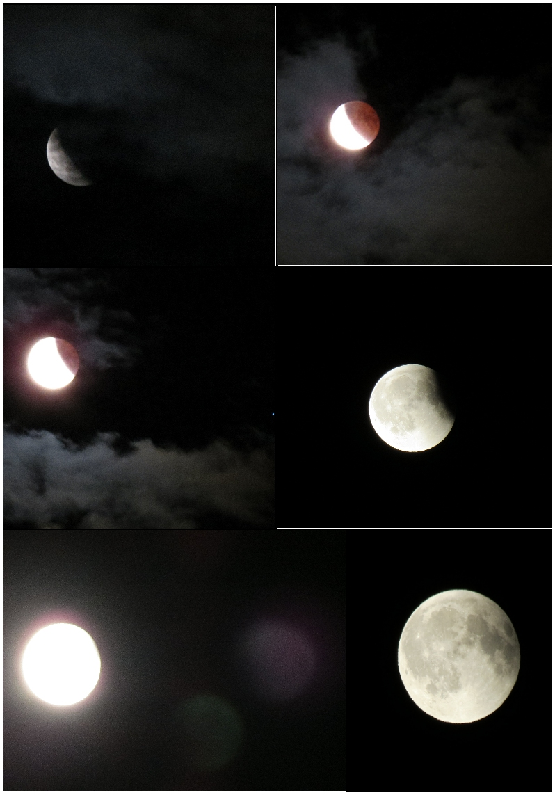15 April 2014 - Blood Moon