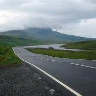 Winding Road on Rainbow Heirloom Brit Aran