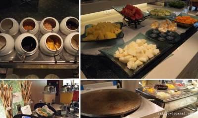 Even more desserts at Midas Café Buffet at Midas Hotel and Casino