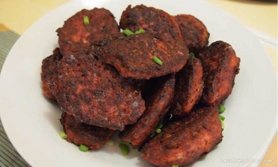 Fried Corned Beef Balls Recipe