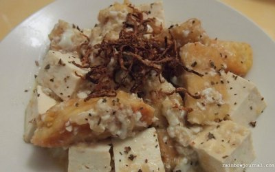 Braised Fish Fillet with Tofu