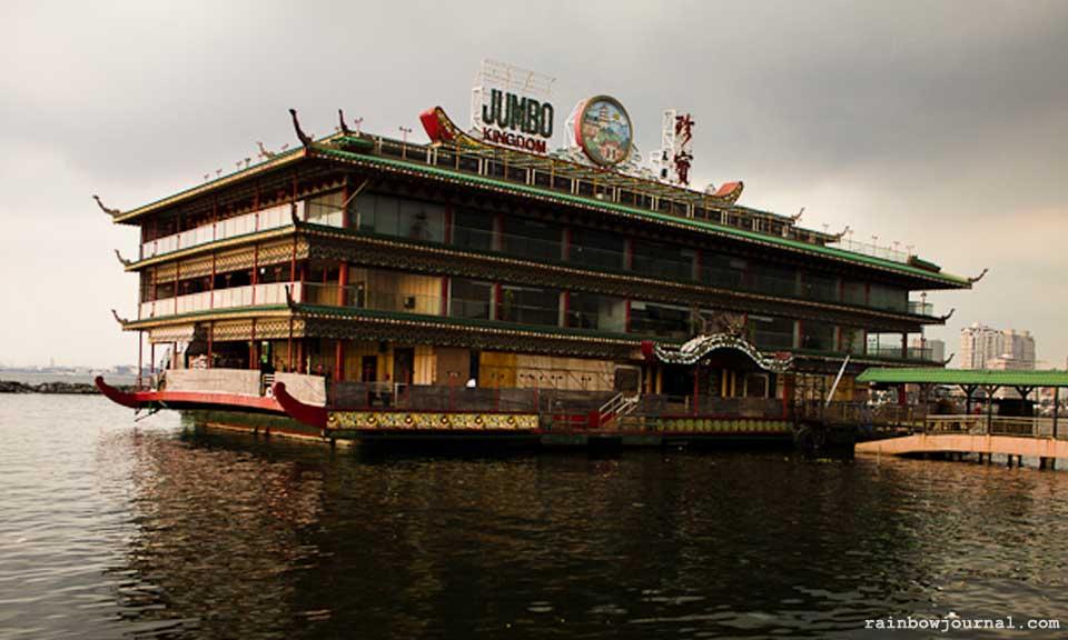 Sun Cruises' Manila Bay Sunset Dinner Cruise