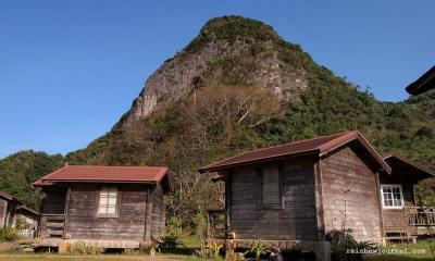 Cabins at Gota Village Caramoan