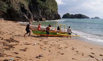 Caramoan: Island Hopping