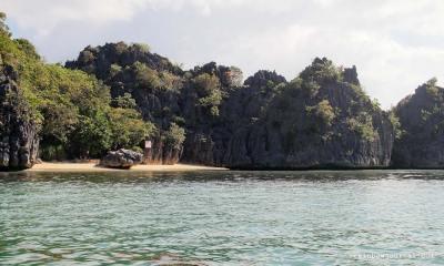 Caramoan: Island Hopping – Kagbanilad
