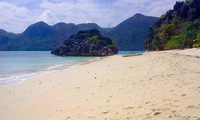 Caramoan: Island Hopping - Matukad