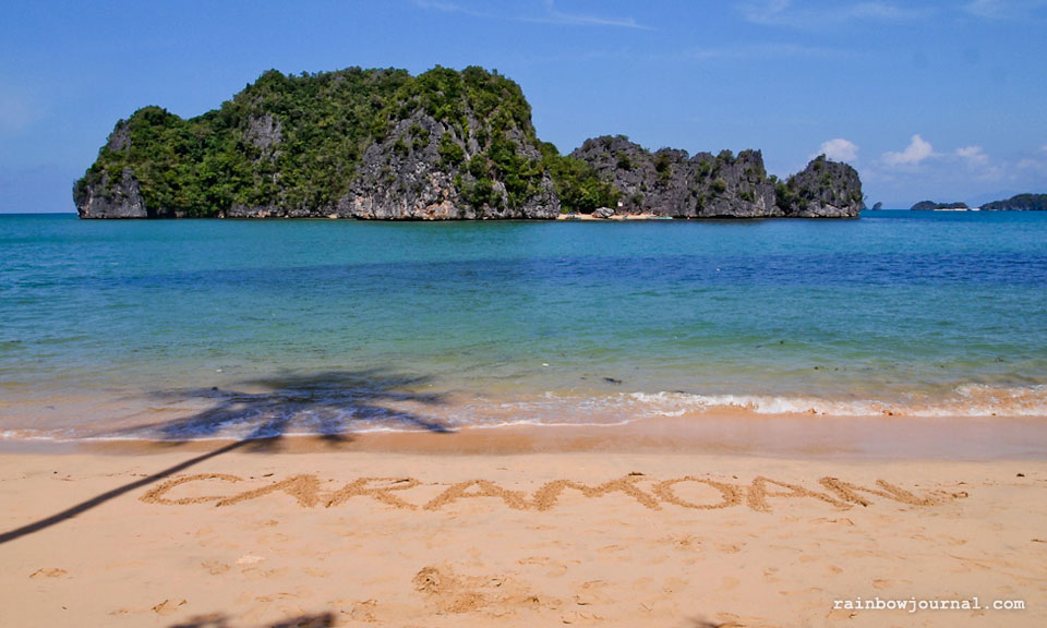 Visual Journey – Caramoan Island Hopping: Little Pieces of Paradise
