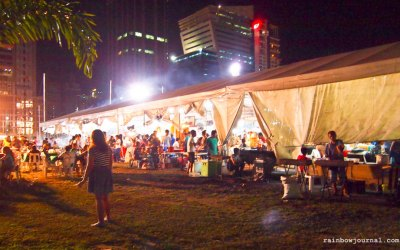 Mercato Centrale's Midnight Mercato at BGC: Almost the Ultimate Night Food Market