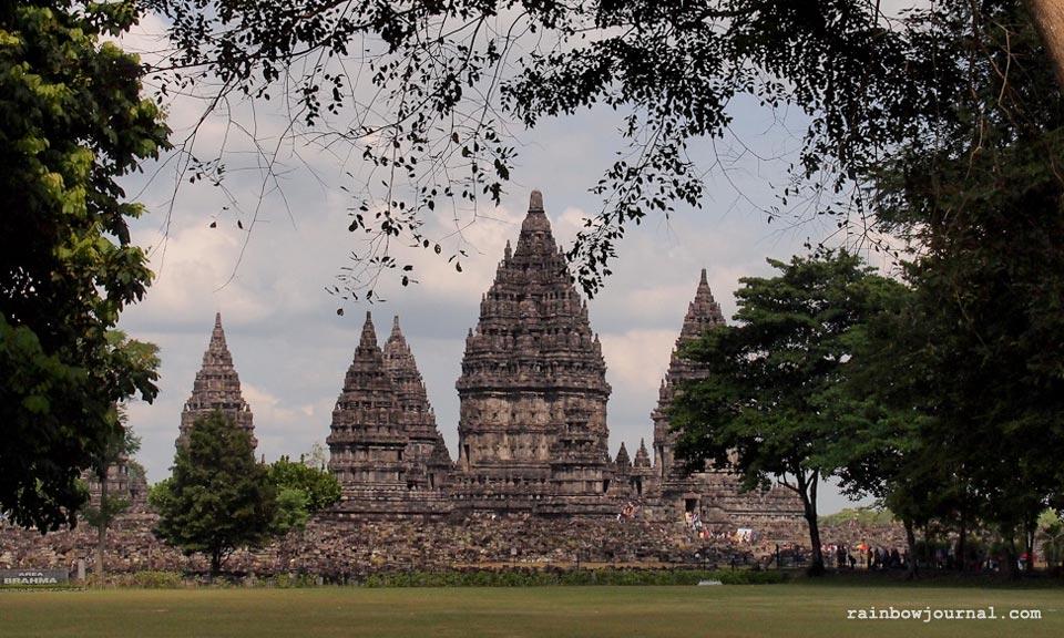 Prambanan temples Indonesia