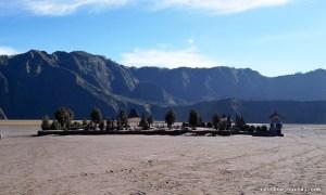 Sea of Sands, Mt Bromo Sunrise Tour, Indonesia