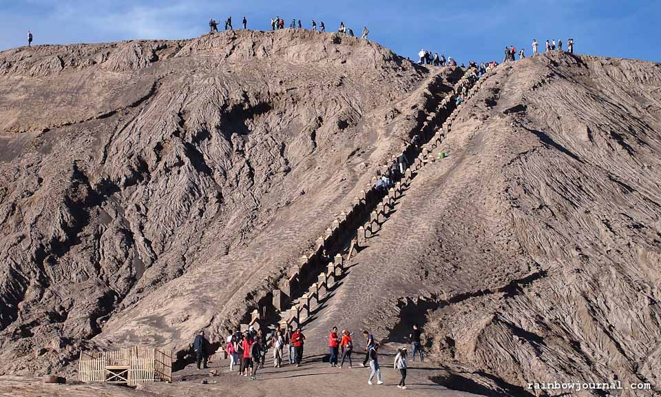 Visual Journey – Mt. Bromo: Into the Mouth of an Active Volcano
