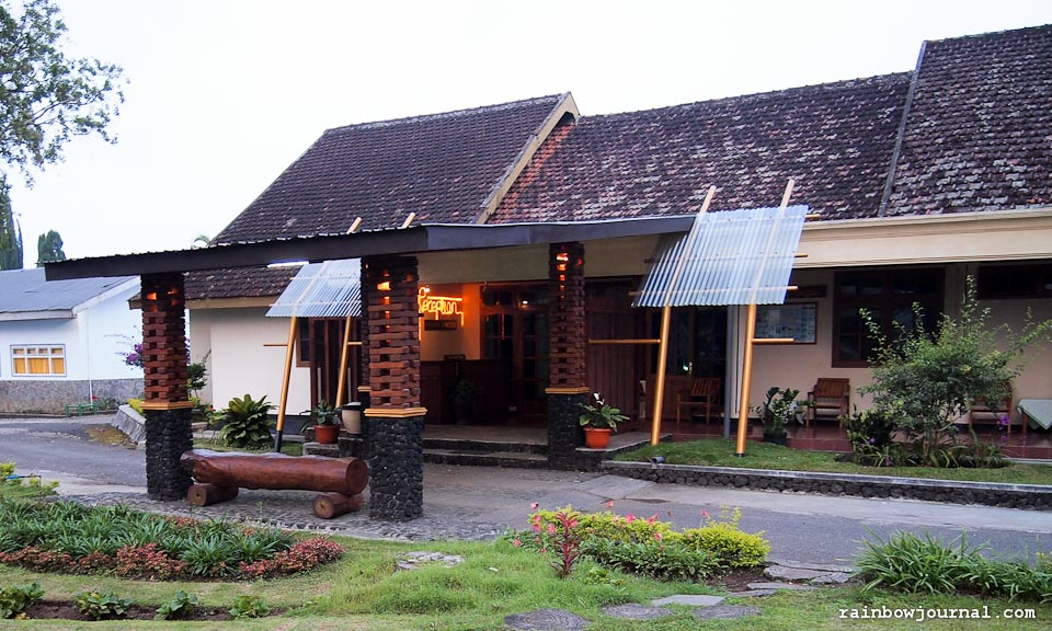Arabika Homestay near Mt Ijen Indonesia