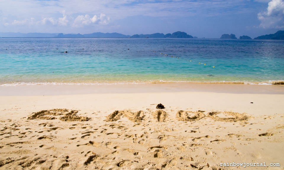 Visual Journey – El Nido: Accommodations